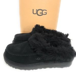 5fbb73b1d6 UGG Shoes - UGG Grove MOCCASIN SLIPPERS   RARE   new with box
